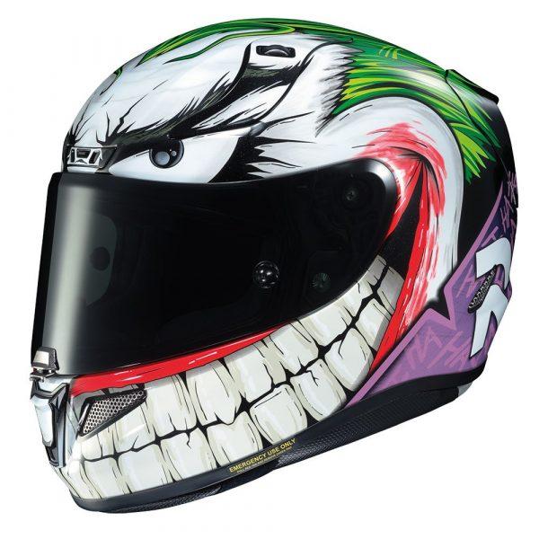 HJC RPHA 11 Joker helmet