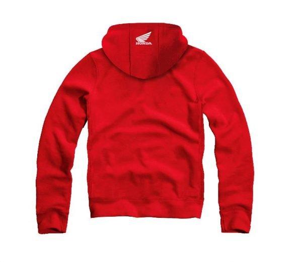 Honda Elsinore hoodie back - CMG