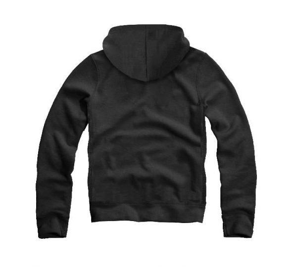 Honda Sunset hoodie - back, MCS