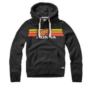 Honda Sunset hoodie - front, UK