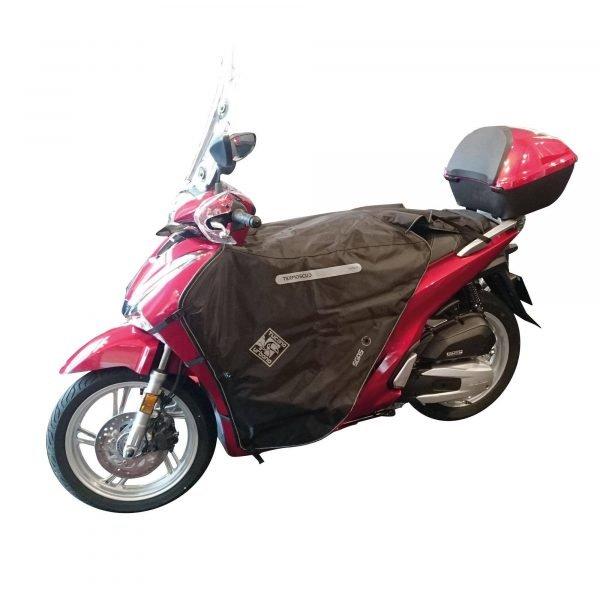 R185 Tucano Urbano Leg Cover Termoscud® Black for Honda