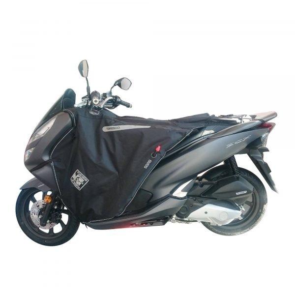 R202 Tucano Urbano Leg Cover Termoscud® Black for Honda