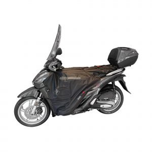 R212 Tucano Urbano Leg Cover Termoscud® Black for Honda