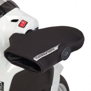R363X Tucano Urbano Streamlined Neoprene Handgrip Covers Black