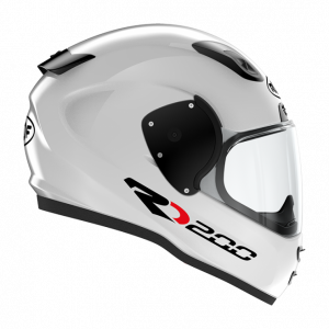 Roof RO200 helmet - Pearl White colour, Chelsea, UK