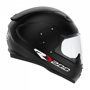 Roof RO200 helmet - solid matt black