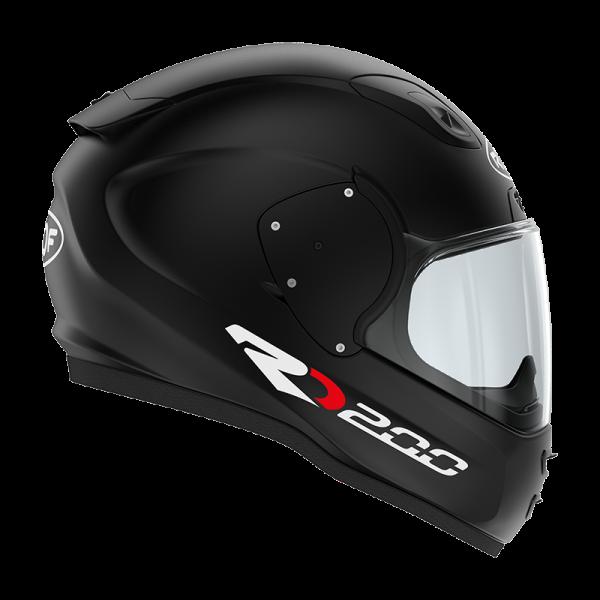 Roof RO200 helmet - solid matt black