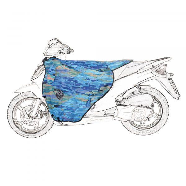 Tucano Urbano Leg Cover Termoscud® - Ken Scotti Fish