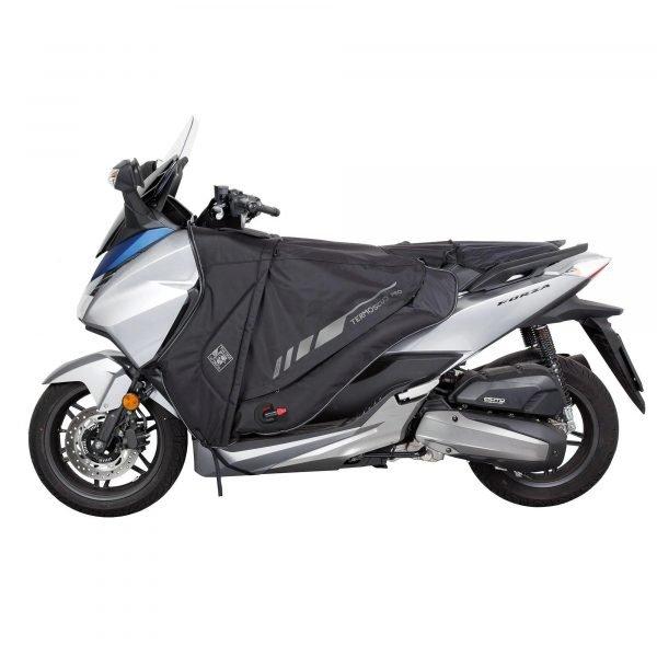 Tucano Urbano Leg Cover Termoscud® Pro Black for Honda