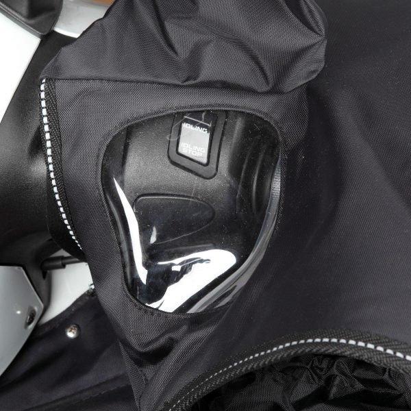Tucano Urbano Polyamide Hand Grip Covers Sp For Handlebars With Mirrors - MCS, London