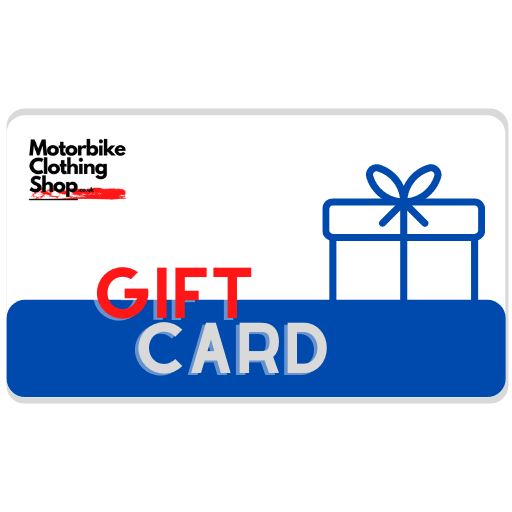 Motorbike Clothing Shop Gift Card