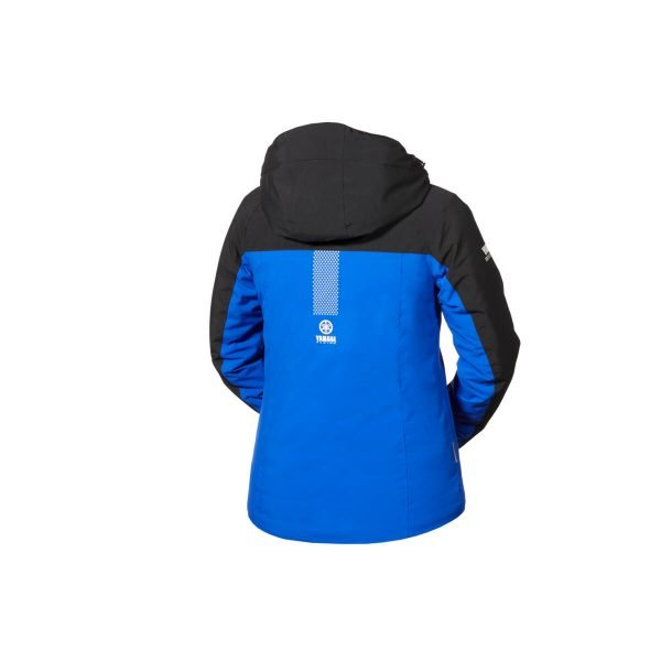 Yamaha Paddock Blue Female Outerwear Jacket - back