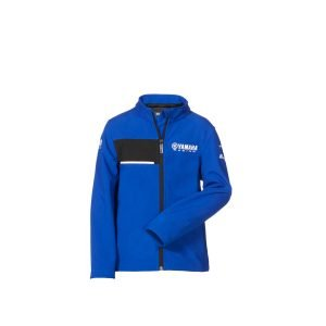 Yamaha Paddock Blue Kids Softshell