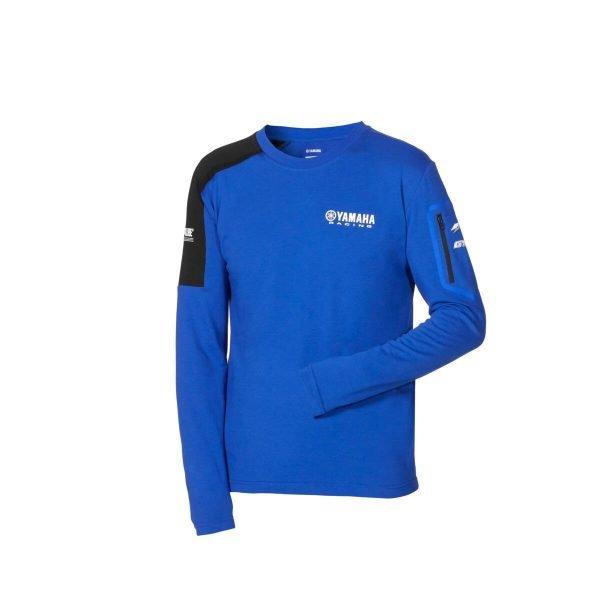 Yamaha Paddock Blue Men's Long-sleeved T-Shirt - London, UK