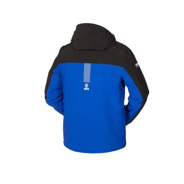 Yamaha Paddock Blue Men's Outerwear Jacket - back, UK