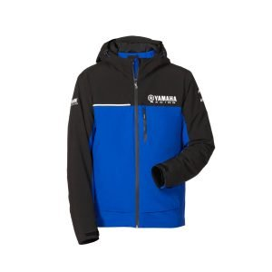 Yamaha Paddock Blue Men's Outerwear Jacket - front