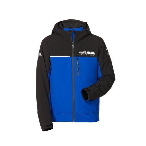 Yamaha Paddock Blue Men's Outerwear Jacket - front