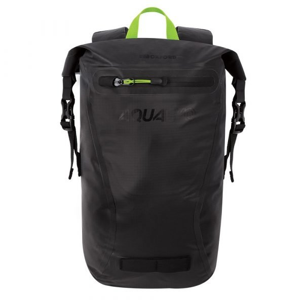Oxford Aqua Evo 12L Backpack - Black colour, Chelsea, London