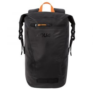 Oxford Aqua Evo 22L Backpack - Black colour, Chelsea Motorcycle Clothing, London