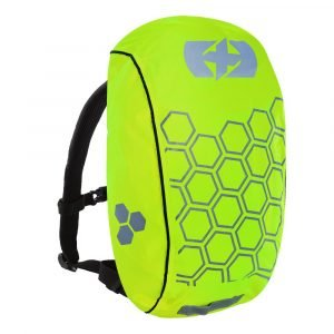 Oxford Bright Halo Wrap - Fluo Yellow colour, Motorbike Clothing Shop