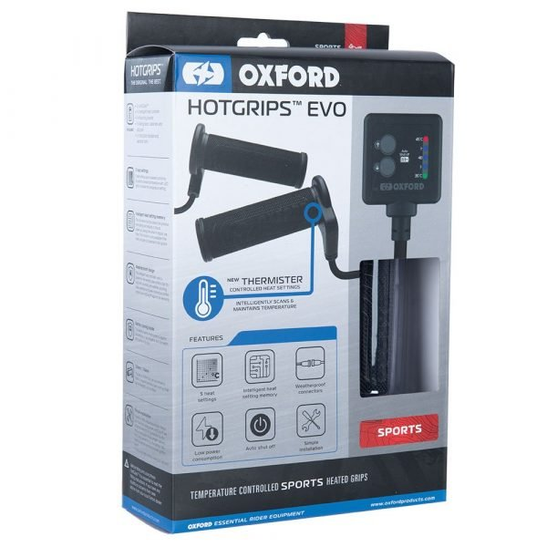 Oxford Hotgrips EVO Sports (Temperature controlled)