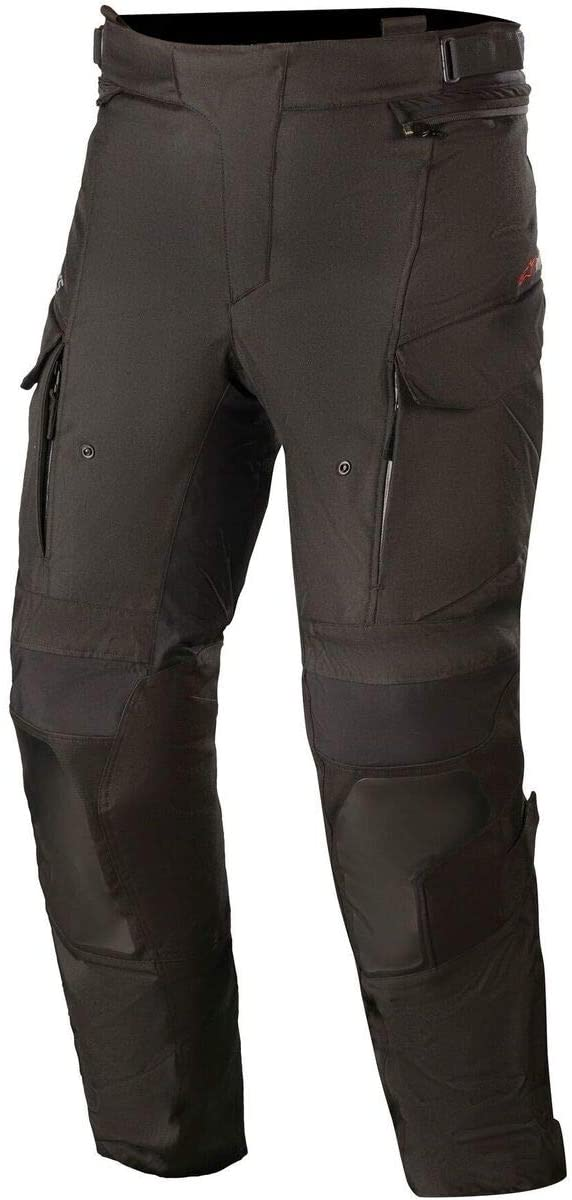 Alpinestars Drystar Textile Pants - Short, Black, Motorbike clothing shop, UK