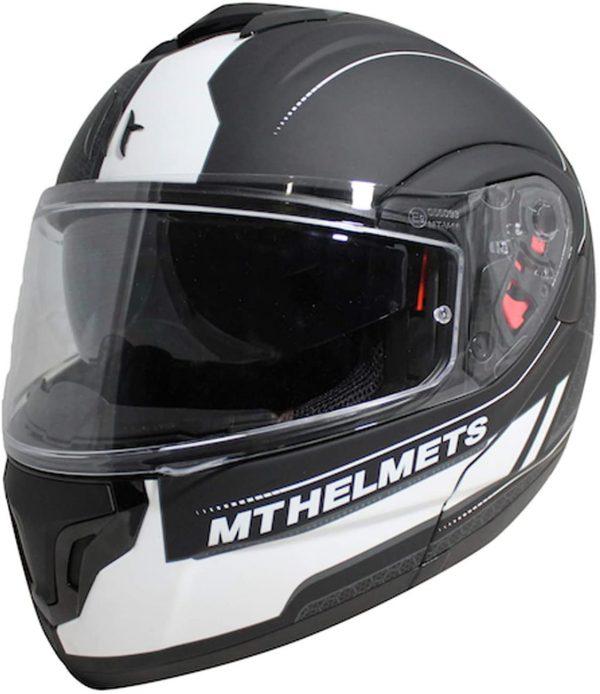 MT Atom Divergence Helmet - Raceline Black colour