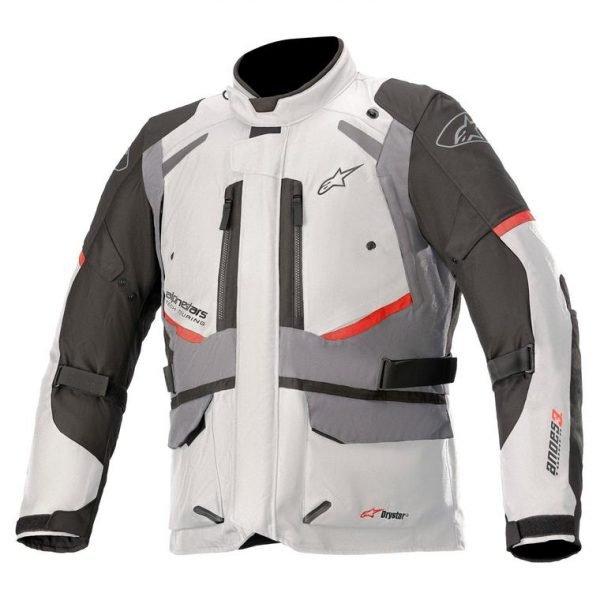 Alpinestars Andes V3 Drystar Jacket - Ice/Dark/Grey