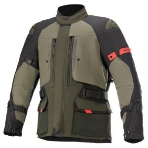 Alpinestars Ketchum Gore-tex Jacket - Forest Military Green colour