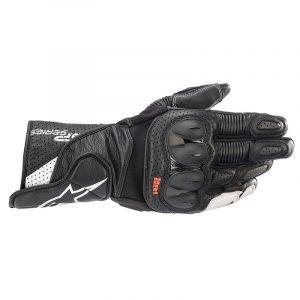 Alpinestars Sp-2 V3 Gloves – Black/White colour, UK
