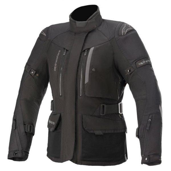 Alpinestars Stella Ketchum Gore-Tex Jacket – Black colour, MCS, London, UK