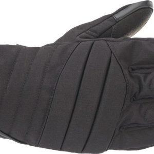 Alpinestars SR-3 V2 Drystar Gloves – Black/Black colour, London, UK