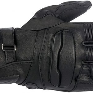 Alpinestars WR-1 V2 Gore-Tex Gloves With Gore Grip Technology – Black colour