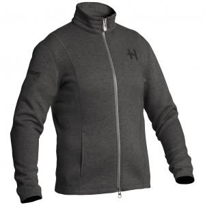Halvarssons Djurmo Fleece Jacket - Dark Grey colour, MCS