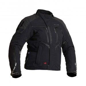 Halvarssons Vimo Woman Textile Jacket - Black colour, Chelsea, UK