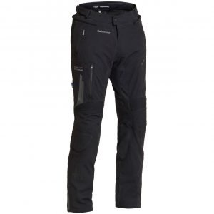 Halvarssons Malung Textile Pants - Black colour, CMG Shop