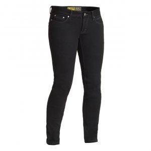 Lindstrands Fide Woman Jeans - Black colour, MCS