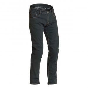 Lindstrands Hemse Jeans - Black colour