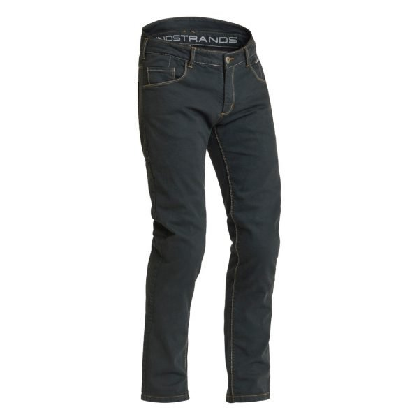 Lindstrands Hemse Jeans - Black colour