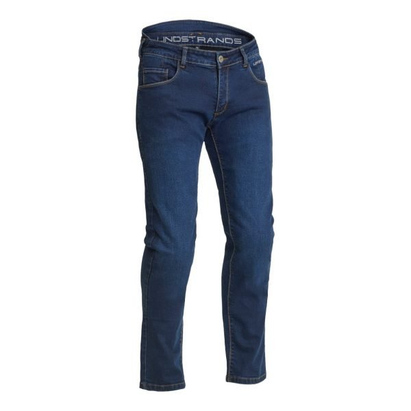 Lindstrands Hemse Jeans - Blue colour