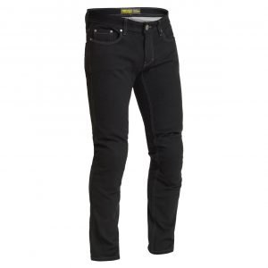 Lindstrands Lund Jeans - Black colour, Motorcycle Clothing Shop