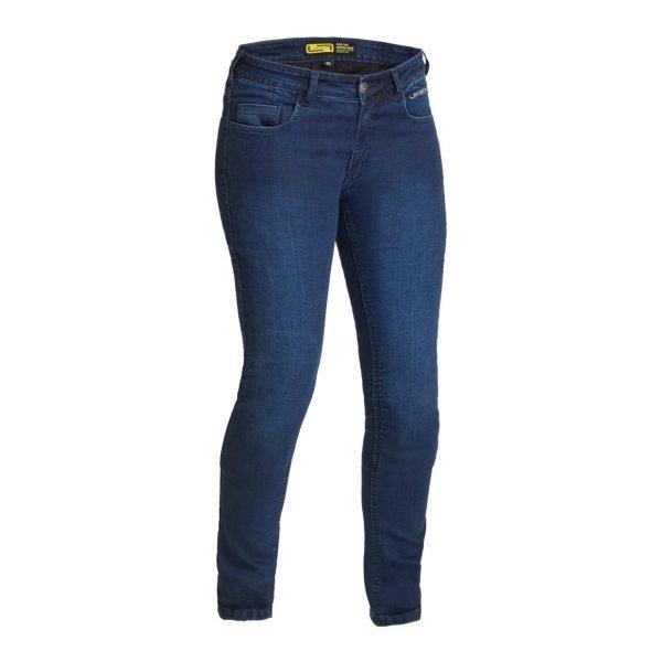 Lindstrands Jeans Rone Woman - Blue colour, 2021