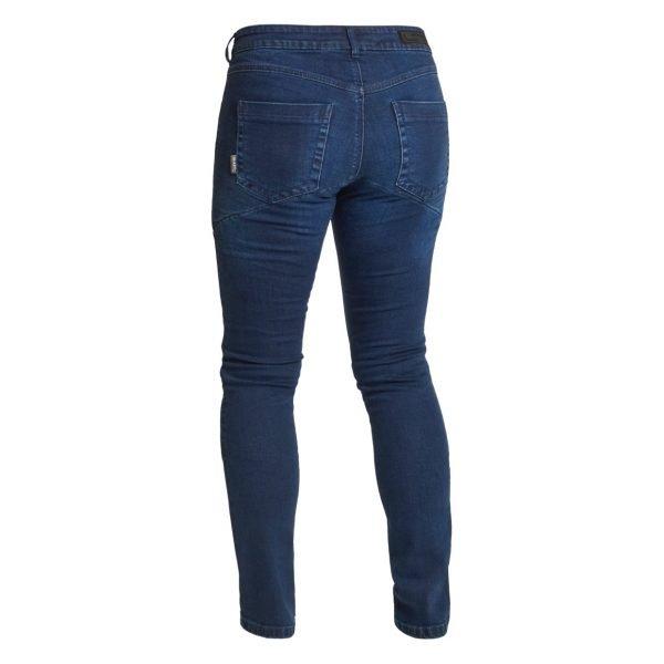 Lindstrands Jeans Rone Woman - Blue/Back colour, Chelsea