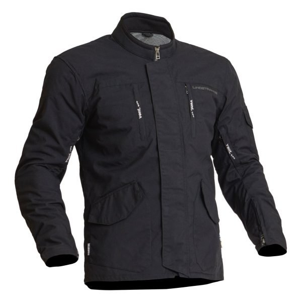 Lindstrands Tyfors Textile Jacket - Black colour, MCS