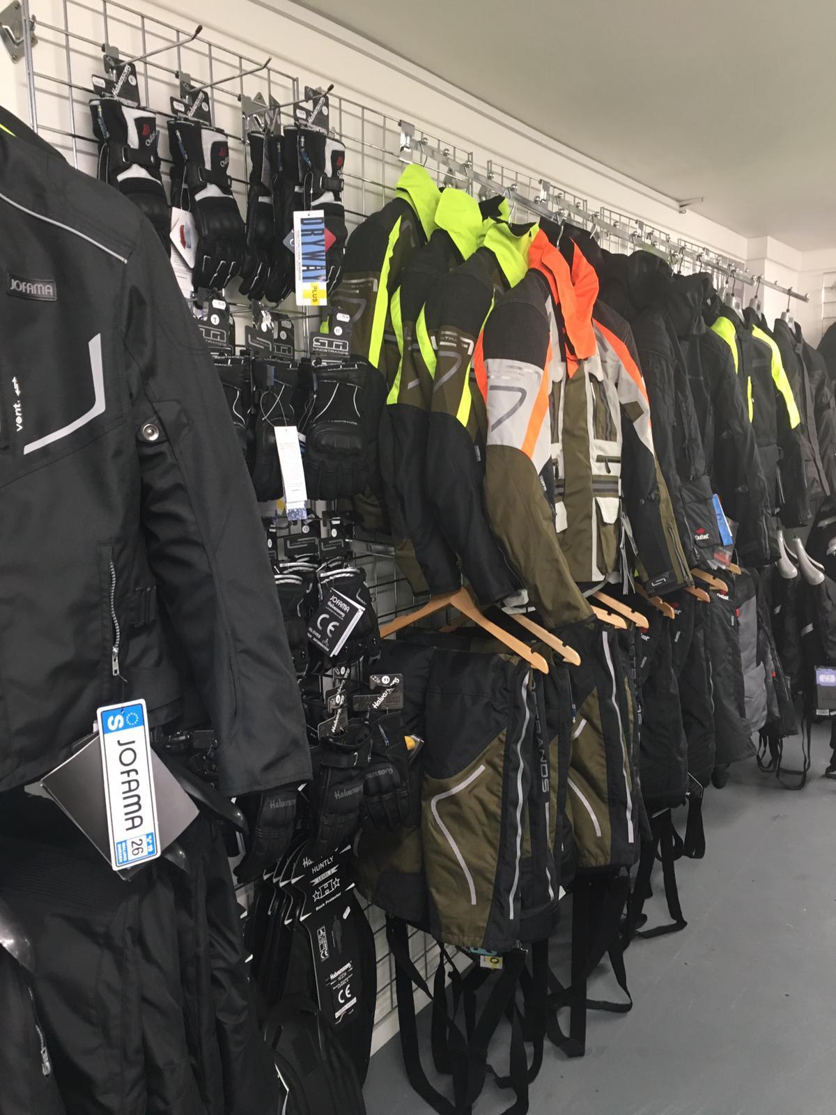 Motorbike Clothing Shop Fulham
