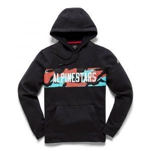 Alpinestars Blast Pullover Hoodie – Black colour, MCS
