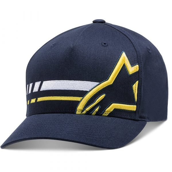 Alpinestars Unified Hat – Navy colour, Motorbike Clothing Shop