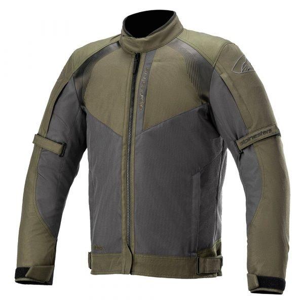 Alpinestars Headlands Drystar Jacket - Forest Black colour