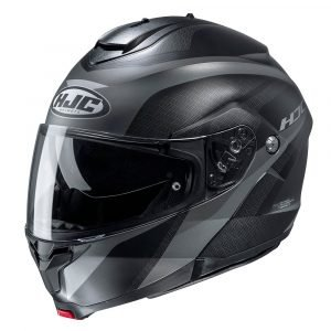 HJC C91 Helmet - Taly Black colour, Motorcycles Clothing Shop