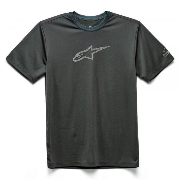 Alpinestars Tech Ageless Performance T-Shirt - Charcoal colour